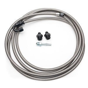 Fuel Feed Line Kit For Billet Fuel Rail