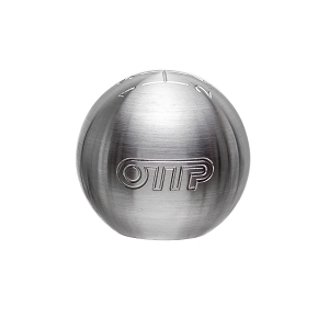 Stainless Sphere Brushed
