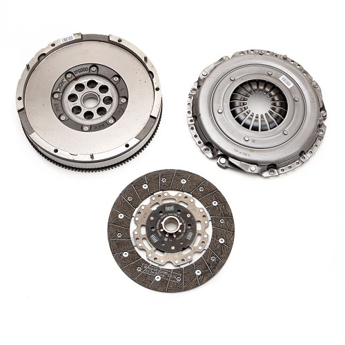 Dual Mass F40 Clutch Assembly